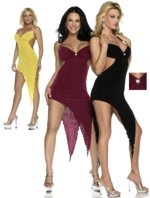 Latin Salsa Dresses
